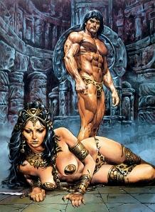 Tarzan by Jusko - Clique aqui para ampliar