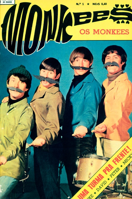 The Monkees #1 - Ebal