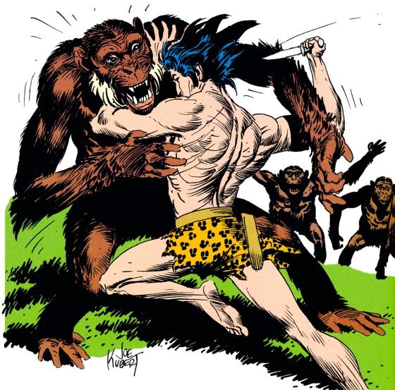 A fúria de Tarzan