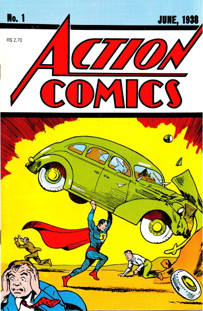 Action Comics 1