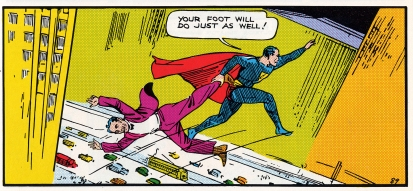 Superman em Action Comics