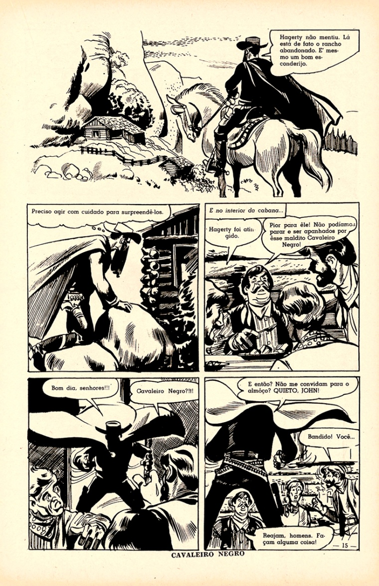 Cavaleiro Negro #113, por Gutemberg - página 17