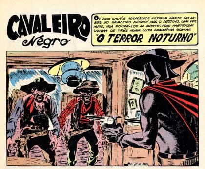 Cavaleiro Negro #240 - Página 3