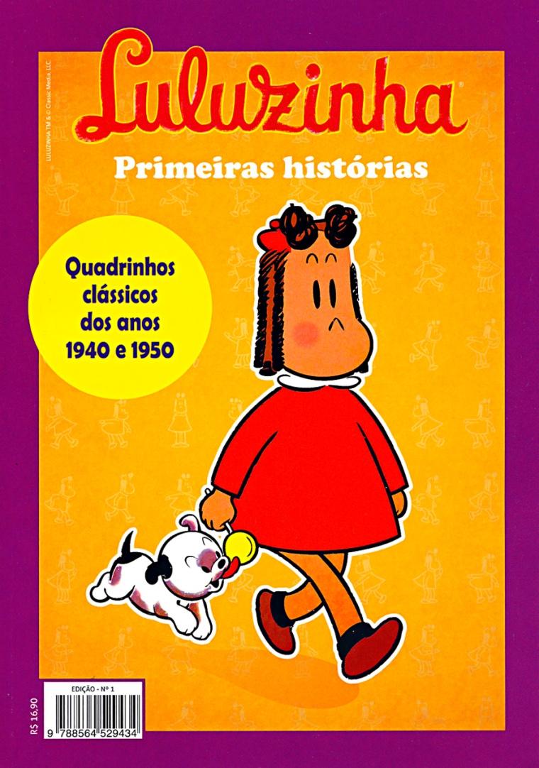 Luluzinha - Primeiras Histórias Volume 1