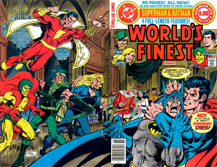 World's Finest Comics #253