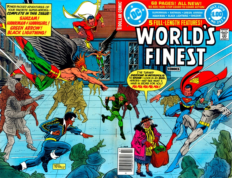 World's Finest Comics #257