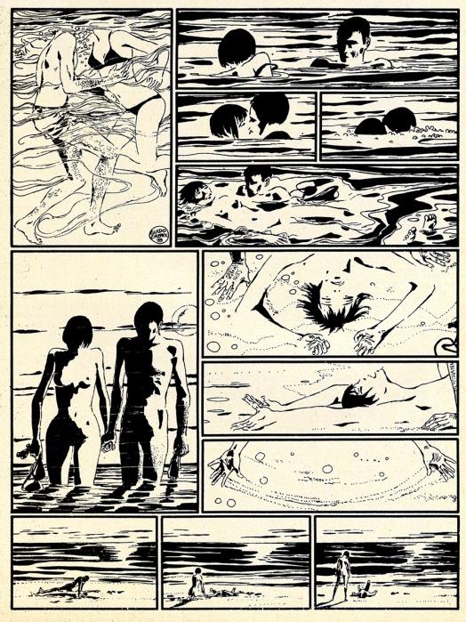 Valentina: sexo na praia.