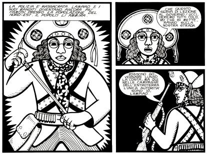A Guerra do Reino Divino, de Jô Oliveira